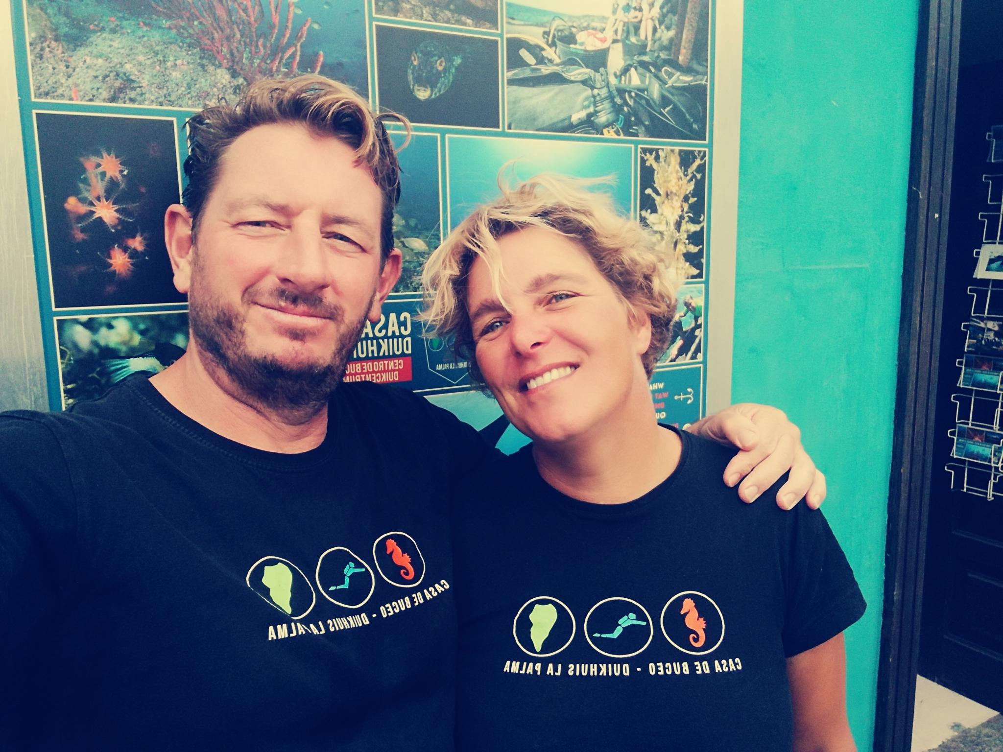 Nanneke Boers en Joost Claassen